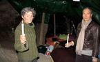 Elles hibernent dans une grotte pour fuir les antennes relais - RTL - 02/11/2011