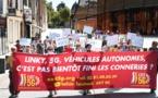 Ils manifestent dans les rues d'Albi contre la 5G - ladepeche.fr - 15/09/2019