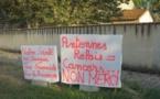 Monteux : tout un quartier vent debout contre un projet d'antennes-relais - ledauphine.com - 10/09/2019