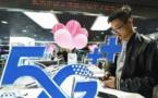 La Chine lance le plus grand réseau mobile 5G au monde - lesechos.fr - 31/10/2019