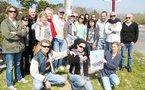Bixente Lizarazu soutient le collectif citoyen opposé à l'antenne-relais GSM - Sud Ouest - 02/04/2012