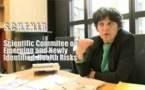 VIDEO : L'eurodéputée Michèle RIVASI, fondatrice de la CRIIRAD et du CRIIREM répond aux questions du Collectif Antenne Apouticayre Paradets (Saint-Gilles) - 14/06/2012
