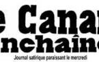 """""""L'académie de médecine téléphone à l'Assemblée"""" - Le Canard Enchaîné - 30/01/2013"""