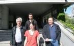 """""""4G à Grenoble: EELV met en garde contre les ondes électromagnétiques"""" - City Local News - 27/05/2013"""
