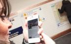 """""""La 3G et la 4G descendent dans le métro et le RER"""" - Le Parisien - 14/12/2013"""