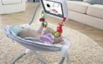 SANTE / ENFANT : des consommateurs demandent à Fisher Price Québec de cesser la vente un siège bébé équipé d'un iPad en mode Wi-fi - 16/12/2013
