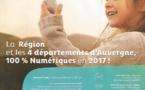 Publicité illégale du Conseil Régional d'Auvergne montrant un enfant utilisant un smartphone - 08/09/2014