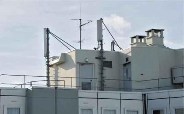 A la maison dans votre copropri t danger t l phone for Antenne relais wifi maison