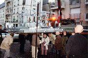 Le 18 novembre 2006, rue de la Procession, PARIS 15ème